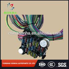 21 circuit ez wiring harness chevy mopar hotrods universal x long ez wiring 21 circuit harness mini fuse panel 21 circuit ez wiring harness chevy mopar hotrods universal x long wires