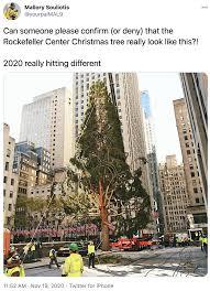 2020 Rockefeller Center Christmas Tree ...