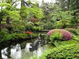 stone garden decor
