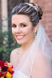 Svatební účesy Polorozpuštěné Vlasy
