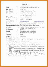 resume format for marriage proposal best marital resume format ideas simple resume office templates