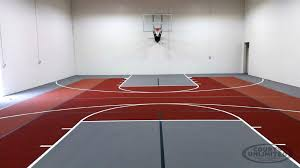 With an open top design and superior weather resistance and drainage, our floors are ready to play all year round. Home Basketball Courts In Utah Courts Unlimited Sports Surfacing