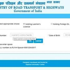 Online Driving License Renewbuy Apply For Apply