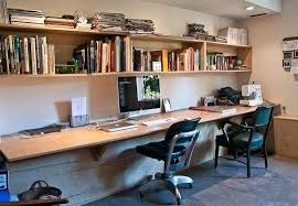 long desks for home office. Long Desk For Home Office One Very Two Desks Work Surface And House Tours A