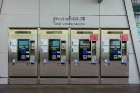 How To Use Ticket Vending Machine In Railway Station Classy Ticket Vending Machine Stock Photos Royalty Free Ticket Vending