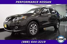 pre owned nissan rogue under 500 down