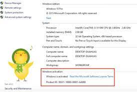 how to activate windows 10 without