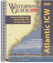 Icw Navigation Charts Cruising Guides Navigational Charts And Other Supplies