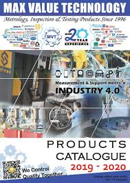 Mvt Products Catalogue 2019 2020 By Max Value Technology Issuu