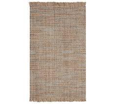 lucas natural fiber rug blue