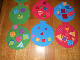 Paper Christmas Tree Ornaments Easy Christmas Ornament Craft For Kids Precut And Run All Of The