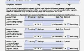 How To Fill Out Direct Deposit Form Free Chase Bank Direct Deposit Form Pdf Eforms Free Fillable