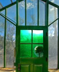 green glass door lovely what can go through the green glass door about remodel green glass green glass door