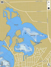 Lake Mi Depth Chart Sylvan Lake Fishing Map Us_mi_oakmich_sylvan_lake