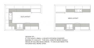 archaicawfulall kitchen floor plan ideas design open plans galley harmonious home decorating 4