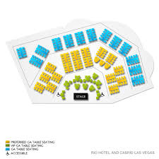 Rio Penn And Teller Seating Chart Comedy Cellar Wed Jan 1 2020 7 00 Pm Rio Hotel And