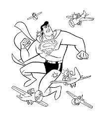 Print superman coloring pages for free and color our superman coloring! Superman Coloring Pages For Kids Coloring Home