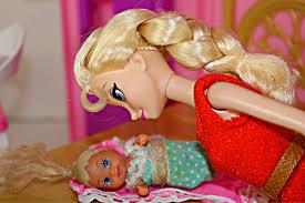 Frozen Kids Anna Kristoff Have Baby Krista Elsa Barbie Family.