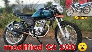 Overview variants specifications gallery compare. Bajaj Ct 100 Modified 2018 Best Modification