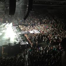 Intrust Bank Arena Section 218 Concert Seating