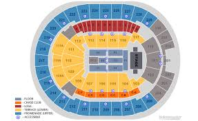 Niall Horan Seating Chart Tickets Niall Horan Nice To Meet Ya Tour Orlando Fl At