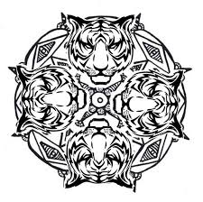 Small Picture Printable 35 Animal Mandala Coloring Pages 5558 Animal Mandalas