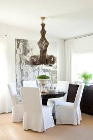 gray chair slipcover bright parson chairs in dining room eclectic with dining chair slipcovers ideas next gray chair slipcover