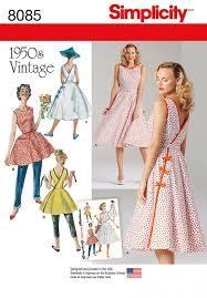 Vintage Simplicity Patterns Awesome Decoration