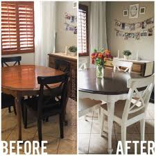 um size of kitchen table how to refinish kitchen table to look distressed strip and
