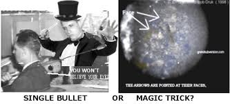 how many shots fired jfk john f kennedy assassination shooting  single magic bullet theory jfk kennedy assassination number of times shots fied hit president