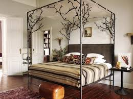 Bed Choice with Platform Canopy Bed — Ccrcroselawn Design