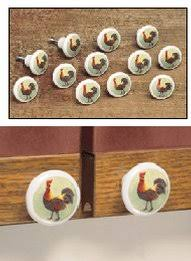 Rooster Cabinet Knobs | CarolWrightGifts.com