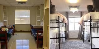 This Might Be the Most Beautiful Dorm Transformation Ever