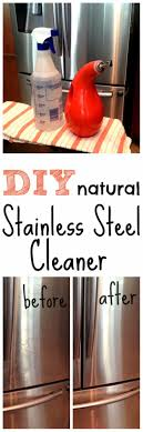 Non Stainless Steel Appliances Homemade Cleaner For Stainless Steel Appliances Home Design Ideas