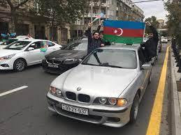 Azerbaijan liberates Karabakh's second ...