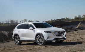 best mid size suv mazda cx 9 best mid size suv