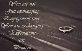Promise Ring Quotes Unique Congratulation Messages And Wishes For An Engagement Holidappy
