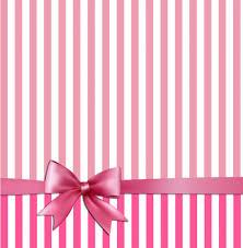 pink white. Pink White Stripes \u0026 Bow Background L
