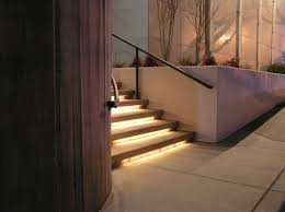 staircase lighting design. Stair Tread Lighting. Rsl Led Step Light Outdoor Lighting Staircase Design
