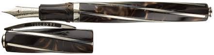 Visconti Divina Elegance Royal Brown Oversize | Nibs