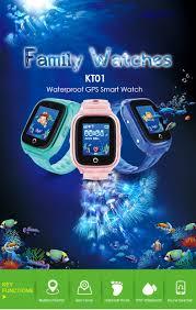 Đồng hồ thông minh định vị trẻ em Wonlex KT01 Hot