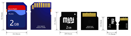 Whats The Difference Between Sd Sdhc Sdxc Micro Sd