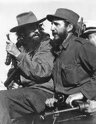Con una sonrisa de pueblo. Camilo Cienfuegos el Héroe de Yaguajay