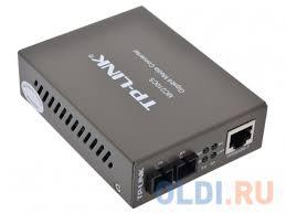 <b>Медиаконвертер TP-LINK MC210CS</b> Гигабитный Ethernet ...