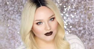 rihanna inspired grunge makeup look tutorials go and rock on this fall