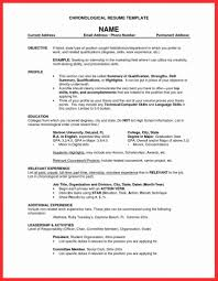 Different Resume Formats Lcysne Com