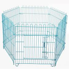 pet kennel cat playpen for dogs folding crate animal playpen iron wire cage indoor outdoor dog pets fence exercise cage