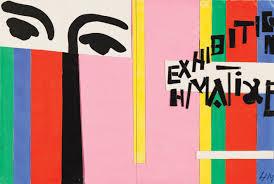 Matisse Colour Chart Henri Matisse The Cut Outs Samantha Friedman Karl