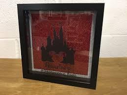 personalised disney world land fund money box holiday magical castle gift