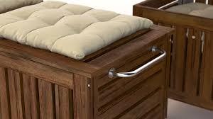 ikea photorealistic applaro bench with